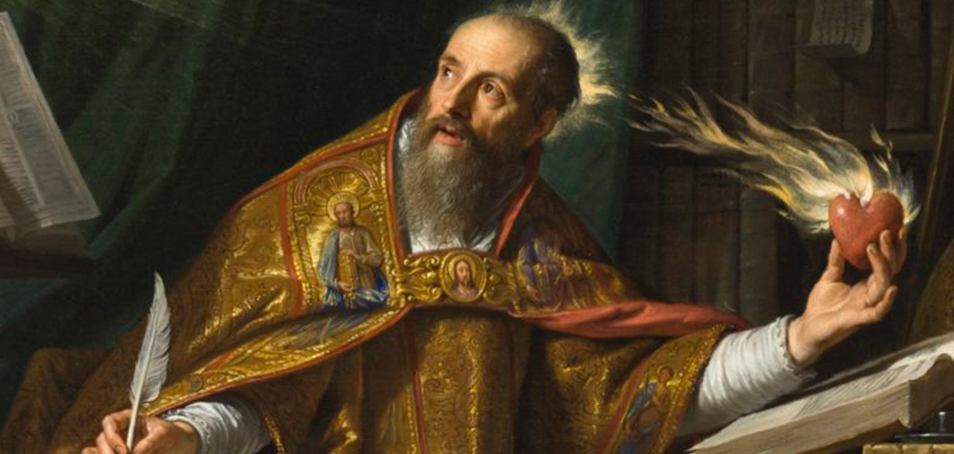 Did St. Augustine Abandon the Second Commandment?