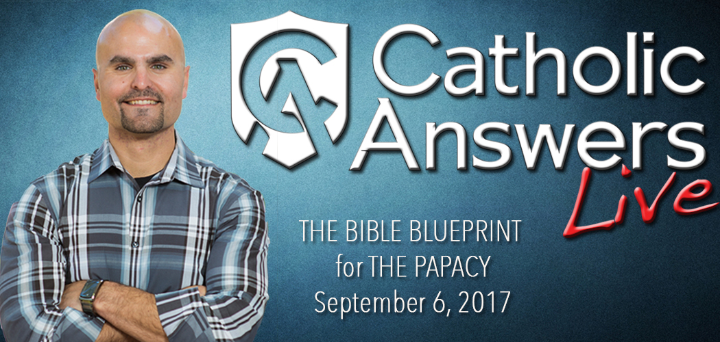 The Bible Blueprint for the Papacy