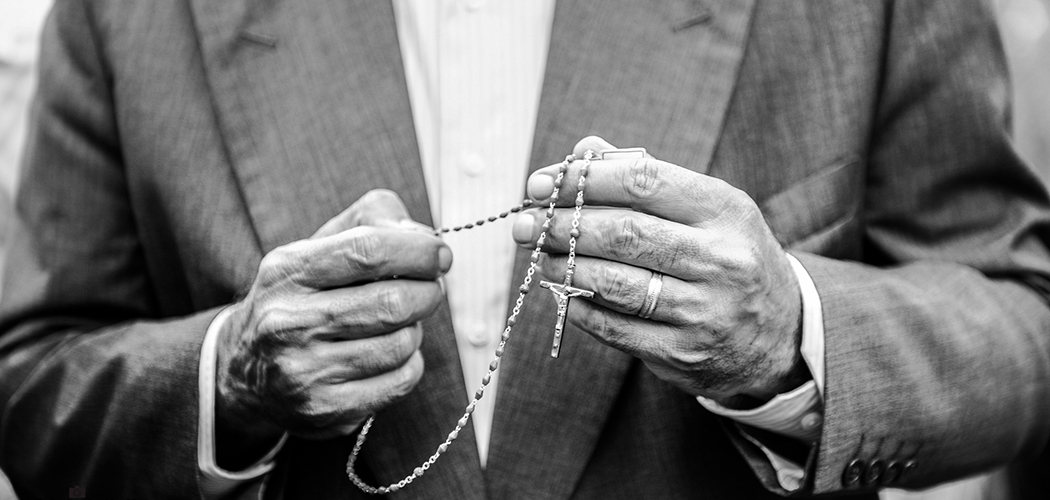 Does Jesus Condemn Praying the Rosary?