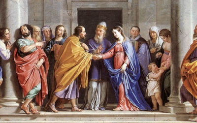 Why did Mary Get Married If She Took a Vow of Perpetual Virginity?